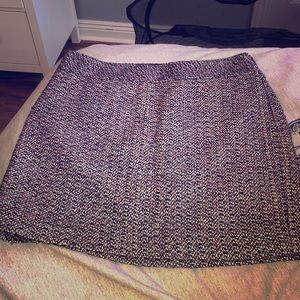 Brand new tweed skirt Ann Taylor 8P 🌼